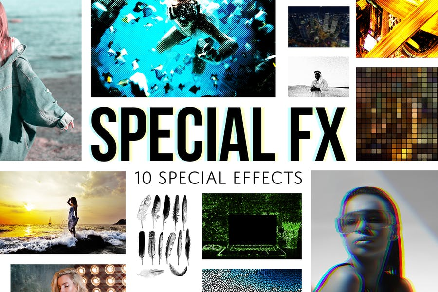 10 Special Effects | free download