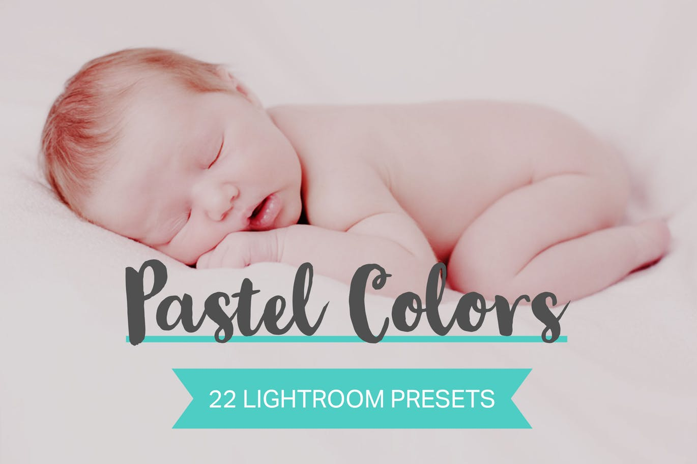 22 Pastel Colors Lightroom Presets