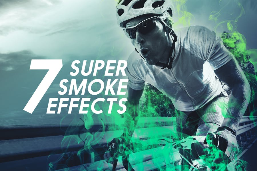 7 Super Smoke Effects | free download