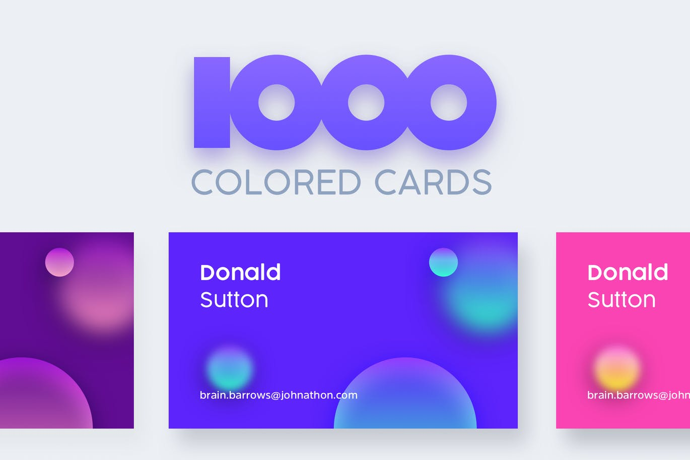 1000-colored-business-cards