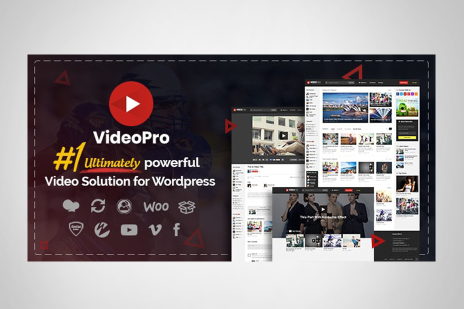 VideoPro - Video WordPress Theme 2.3.6.4 Free Download