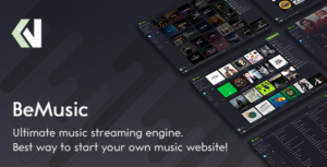 BeMusic - Music Streaming Engine