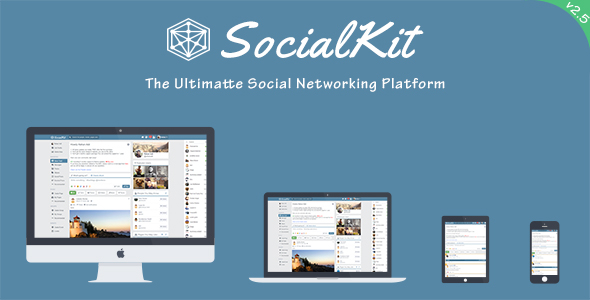 SocialKit - The Ultimate Social Networking Platform