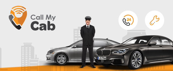 Car or Taxi Booking Software System -Call My Cab