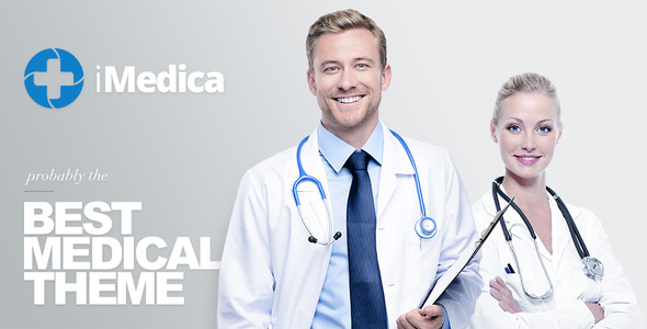 iMedica - Responsive Medical & Health WP Theme
