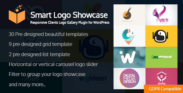 Smart Logo Showcase - Responsive Clients Logo Gallery Plugin for WordPress