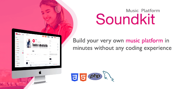Soundkit - Social Music Sharing Platform