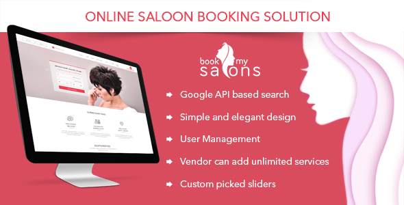 Online Salon Appointment Booking Solution - Book My Salon