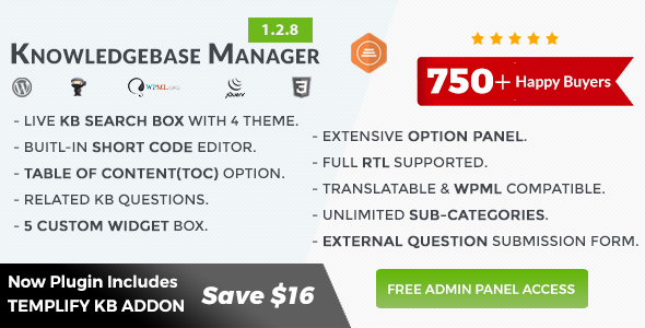 BWL Knowledge Base Manager - 1
