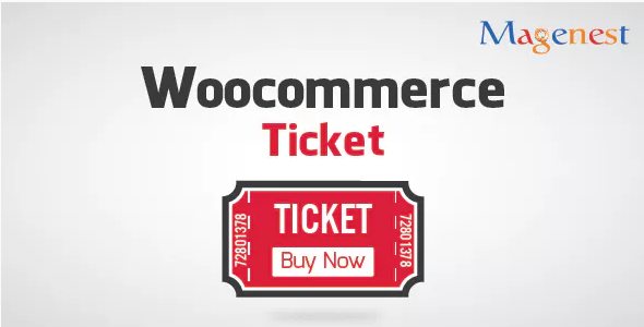 Woocommerce Event Ticket