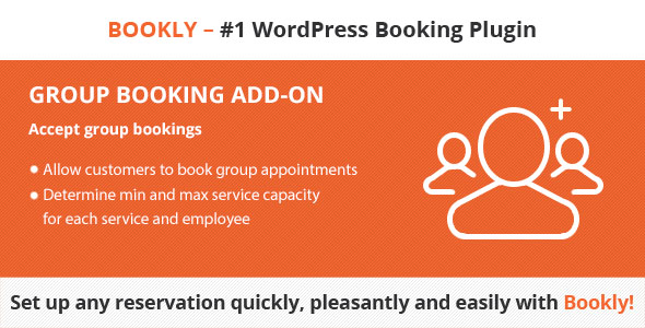 Bookly Group Booking (Add-on)