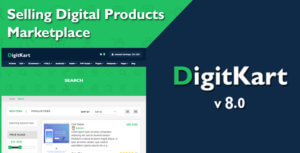 [Free download] DigitKart v8.0 - Multivendor Digital Products Marketplace[Nulled]