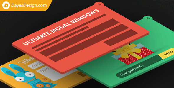 side menu plugin is recommended with the ultimate modal windows wordpress popup plugin