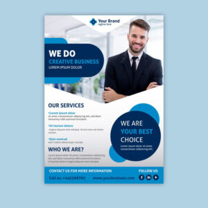 Business-flyer-template-with-photo 2 freepik vector