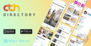 CTH Directory React Native mobile apps v1.3.4